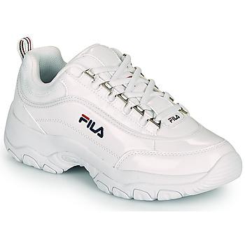 Schoenen Dames Lage sneakers Fila STRADA F WMN Wit