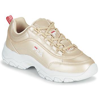Schoenen Dames Lage sneakers Fila STRADA F WMN Goud