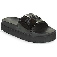 Schoenen Dames Slippers Fila MORRO BAY ZEPPA F WMN Zwart