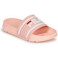 Schoenen Meisjes Slippers Fila MORRO BAY SLIPPER JR Roze