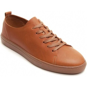 Schoenen Heren Lage sneakers Keelan 68472 LEATHER