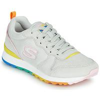 Schoenen Dames Lage sneakers Skechers OG 85 Wit / Geel