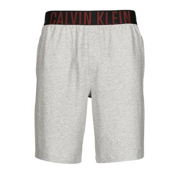 Textiel Heren Korte broeken / Bermuda's Calvin Klein Jeans SLEEP SHORT Grijs