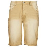 Textiel Heren Korte broeken / Bermuda's Deeluxe BART Beige