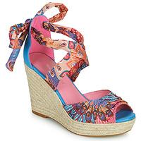 Schoenen Dames Sandalen / Open schoenen Moony Mood EFIRNIL Roze