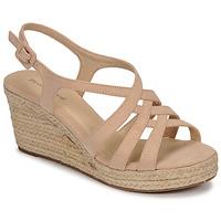 Schoenen Dames Sandalen / Open schoenen Moony Mood ONICE Nude