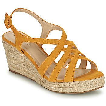 Schoenen Dames Sandalen / Open schoenen Moony Mood ONICE Geel