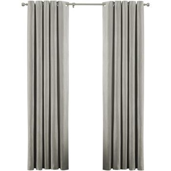 Wonen Gordijnen, vitrages, jaloezieën Riva Home Taille 1: 117 x 137cm Natuurlijk