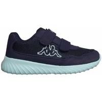 Schoenen Kinderen Lage sneakers Kappa Cracker II BC K Bleu, Bleu marine