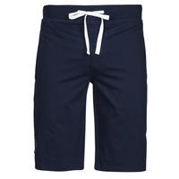 Textiel Heren Korte broeken / Bermuda's Polo Ralph Lauren SLIM SHORT Marine