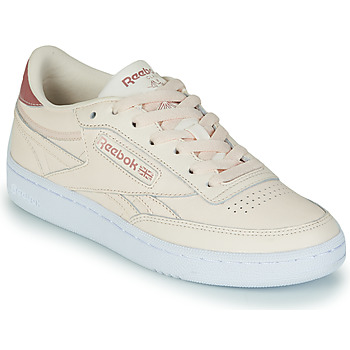 Schoenen Dames Lage sneakers Reebok Classic CLUB C 85 Roze