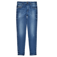 Textiel Meisjes Skinny Jeans Diesel D-SLANDY HIGH Blauw