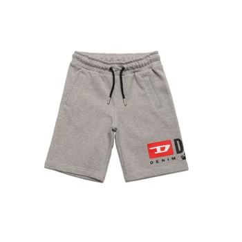 Textiel Jongens Korte broeken / Bermuda's Diesel PSHORTCUTY Grijs