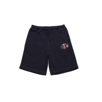 Textiel Jongens Korte broeken / Bermuda's Diesel PEDDY Blauw
