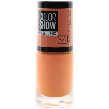 schoonheid Dames Nagellak Gemey Maybelline  Orange