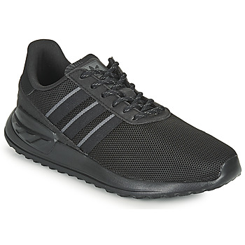 Schoenen Kinderen Lage sneakers adidas Originals LA TRAINER LITE J Zwart