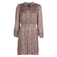 Textiel Dames Korte jurken Betty London NOUNO Bordeaux