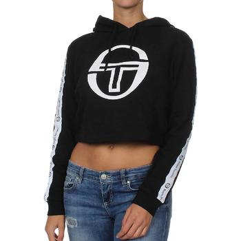 Textiel Dames Sweaters / Sweatshirts Sergio Tacchini  Zwart