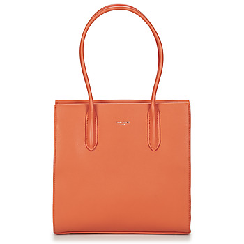 Tassen Dames Tote tassen / Boodschappentassen David Jones 6253-1 Brown