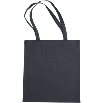 Tassen Dames Tote tassen / Boodschappentassen Bags By Jassz 3842LH Donkergrijs