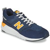 Schoenen Jongens Lage sneakers New Balance YS009 Blauw