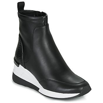Schoenen Dames Hoge sneakers MICHAEL Michael Kors KINSEY Zwart