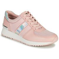 Schoenen Dames Lage sneakers MICHAEL Michael Kors ALLIE TRAINER Roze
