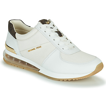 Schoenen Dames Lage sneakers MICHAEL Michael Kors ALLIE TRAINER EXTREME Creme
