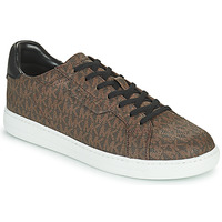 Schoenen Heren Lage sneakers MICHAEL Michael Kors KEATING Brown