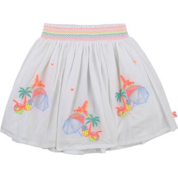 Textiel Meisjes Rokken Billieblush / Billybandit U13275-10B Wit