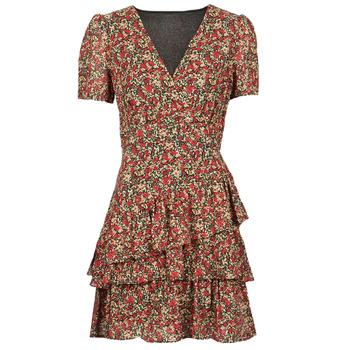 Textiel Dames Korte jurken Moony Mood ORNAMA Rood