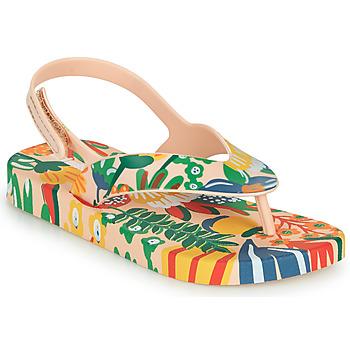 Schoenen Kinderen Slippers Melissa MINI MELISSA & IPANEMA Multicolour