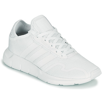 Schoenen Kinderen Lage sneakers adidas Originals SWIFT RUN X J Wit