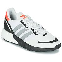 Schoenen Lage sneakers adidas Originals ZX 1K BOOST Wit / Grijs
