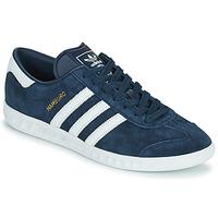 Schoenen Heren Lage sneakers adidas Originals HAMBURG Marine