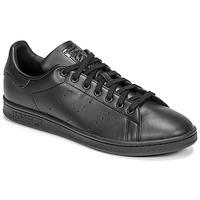 Schoenen Lage sneakers adidas Originals STAN SMITH SUSTAINABLE Zwart