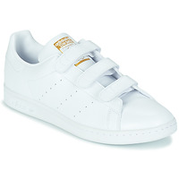Schoenen Lage sneakers adidas Originals STAN SMITH CF SUSTAINABLE Wit