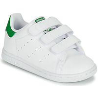 Schoenen Kinderen Lage sneakers adidas Originals STAN SMITH CF I SUSTAINABLE Wit / Groen