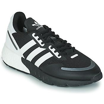 Schoenen Lage sneakers adidas Originals ZX 1K BOOST Zwart / Wit