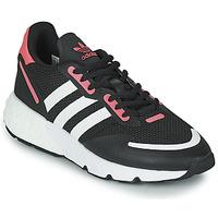 Schoenen Dames Lage sneakers adidas Originals ZX 1K BOOST W Zwart / Roze