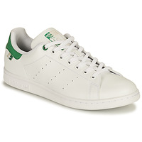 Schoenen Lage sneakers adidas Originals STAN SMITH SUSTAINABLE Wit / Groen