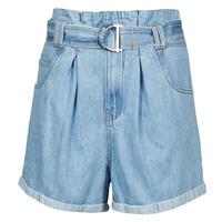 Textiel Dames Korte broeken / Bermuda's Betty London ODILON Blauw / Medium