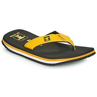 Schoenen Heren Slippers Cool shoe ORIGINAL Zwart / Geel