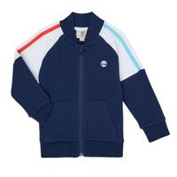 Textiel Jongens Sweaters / Sweatshirts Timberland SOTTA Marine