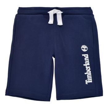 Textiel Jongens Korte broeken / Bermuda's Timberland SHOTA Marine