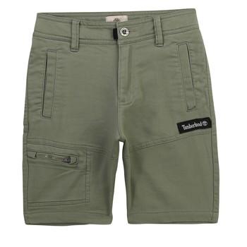 Textiel Jongens Korte broeken / Bermuda's Timberland KLOPA Kaki