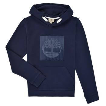 Textiel Jongens Sweaters / Sweatshirts Timberland MOMMO Marine