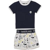 Textiel Jongens Setjes Timberland PITTI Multicolour