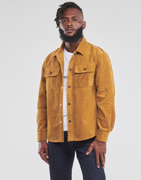Textiel Heren Wind jackets Converse BUTTON DOWN SHIRT Brown