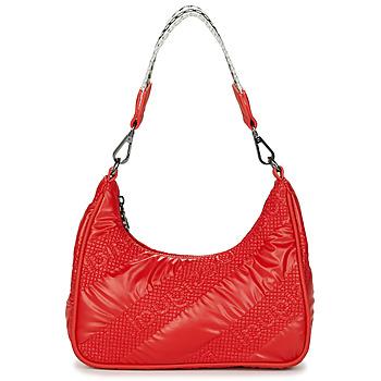 Tassen Dames Handtassen lang hengsel Desigual BOLS_TAIPEI MEDLEY Rood